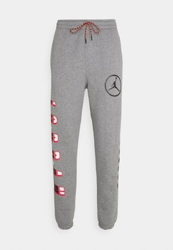 Jordan - DNA HBR PANT - Jogginghose - carbon heather/black