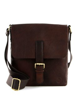 Saddler - VERDAL  - Umhängetasche - dark brown
