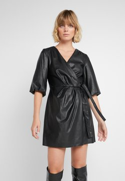 DESIGNERS REMIX - TARA DRESS - Cocktail dress / Party dress - black