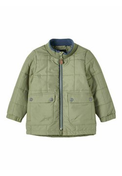 Name it - Chaqueta de invierno - deep lichen green