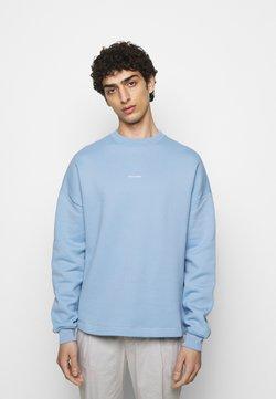 Holzweiler - FLEA CREW - Sweatshirt - blue