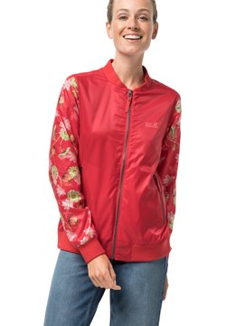 Jack Wolfskin - PARADISE - Outdoorjacke - tulip red all over