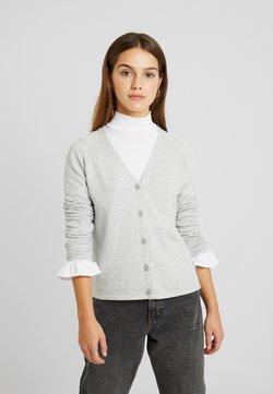 Esprit Petite - CARDIGAN - Chaqueta de punto - medium grey
