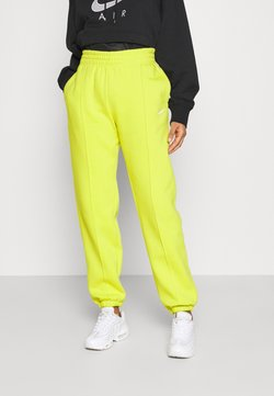 Nike Sportswear - PANT TREND - Jogginghose - high voltage/white