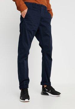 G-Star - VETAR  - Chinot - premium micro str twill - mazarine blue