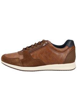 Geox - Sneaker low - cognac