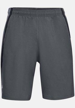 Under Armour - LAUNCH SW 9''  - Pantalón corto de deporte - pitch gray