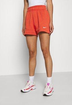 Nike Sportswear - TREND - Shorts - mantra orange/white