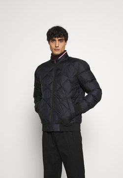 Tommy Hilfiger - TWO TONES - Giubbotto Bomber - black
