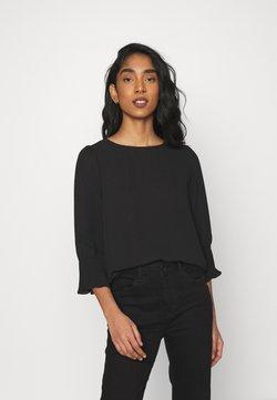 ONLY - ONLTAMARA - Langarmshirt - black