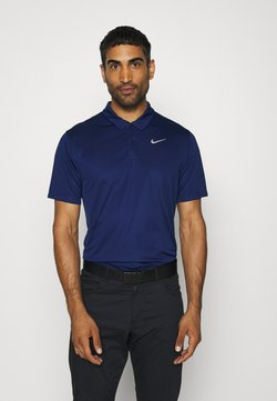 Nike Golf - DRY ESSENTIAL SOLID - Funktionsshirt - blue void/silver