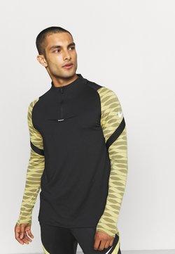 Nike Performance - STRIKE21 DRIL - Funktionsshirt - saturn gold/black/white