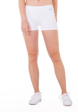 SPORTKIND - kurze Sporthose - weiß