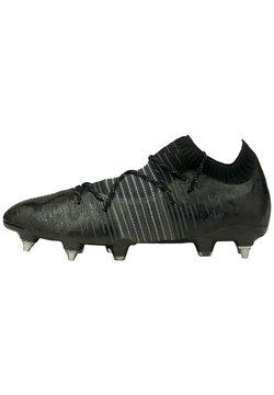 Puma - Screw-in stud football boots - puma black/asphalt