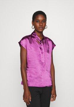 Expresso - HILLY - Bluse - dark violet