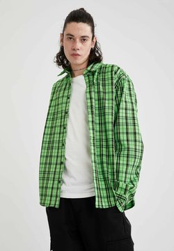DeFacto - Camicia - green