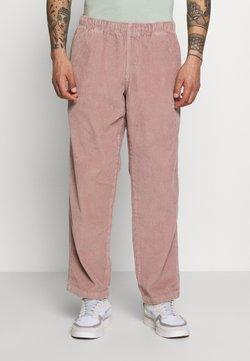 Obey Clothing - EASY PANT - Pantaloni - gallnut