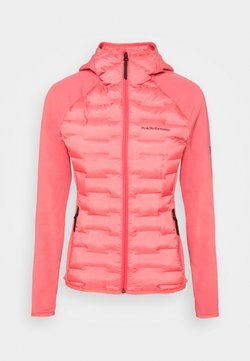Peak Performance - ARGON HYBRID HOOD - Outdoorjacke - alpine flower