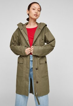 s.Oliver - Parka - light khaki
