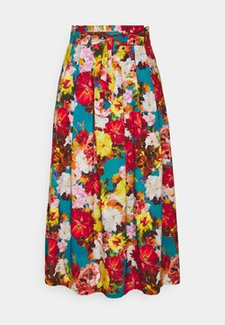 Thought - RAMO MEXICANO PLEAT SKIRT - A-Linien-Rock - multi