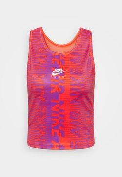 Nike Performance - AIR TANK - T-shirt de sport - team orange