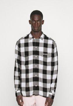 AllSaints - HILLCREST SHIRT - Hemd - white/black