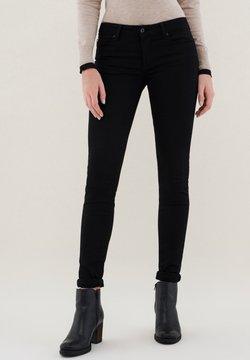 Salsa - PUSH UP SKINNY - Jeans Skinny Fit - black