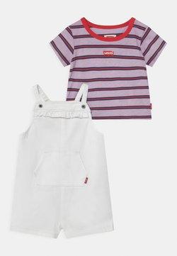 Levi's® - SET - T-shirt imprimé - white