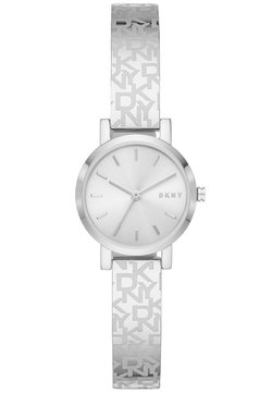DKNY - SOHO - Klocka - silver-coloured
