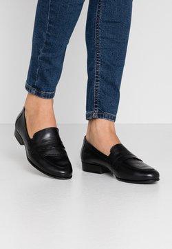 Tamaris - DA.-SLIPPER - Loafers - black