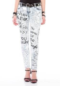 Cipo & Baxx - Jeans Slim Fit - iceblue
