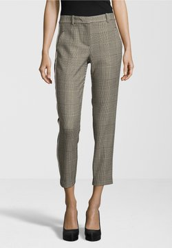 Fiveunits - KYLIE CROP - Stoffhose - checkie