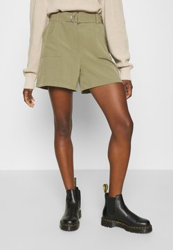 4th & Reckless - ROMIE - Shorts - khaki