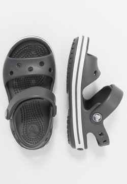 Crocs - CROCBAND KIDS - Badslippers - graphite