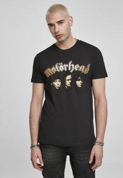 Mister Tee - MOTÖRHEAD BAND  - T-Shirt print - black