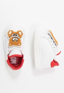 MOSCHINO - Sneaker low - white