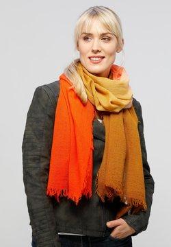 Fraas - Schal - orange