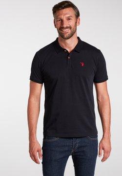 Spieth & Wensky - NORIK - Poloshirt - schwarz