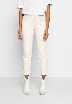 Vila - VIGLOVE - Straight leg jeans - whisper white