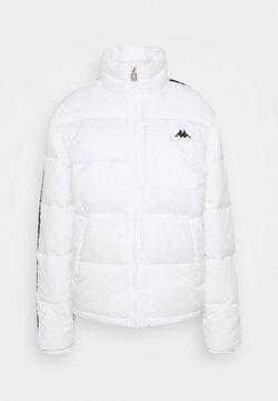 Kappa - HEROLD  - Winterjacke - bright white