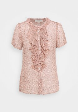 Cream - KINIA BLOUSE - Bluse - coral