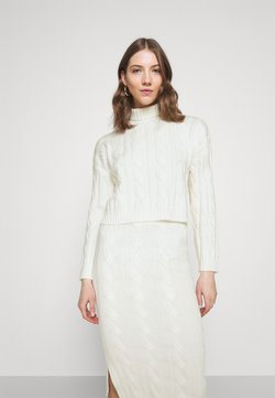 Fashion Union - AVERY - Strickpullover - cream