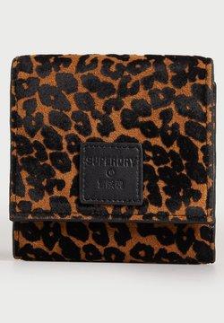 Superdry - Portefeuille - leopard print