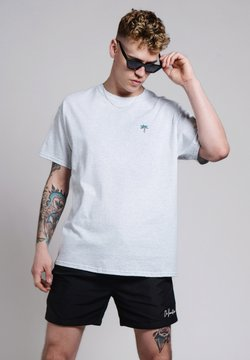 On Vacation - T-shirt basic - gris