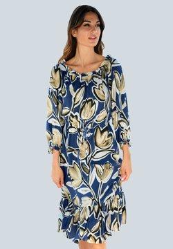 Alba Moda - Freizeitkleid - blau
