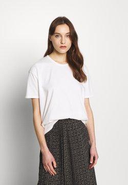 American Vintage - DINGCITY - Basic T-shirt - blanc