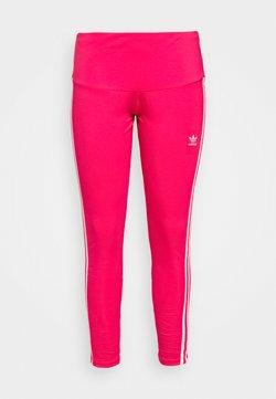 adidas Originals - TIGHT - Leggings - pink/white