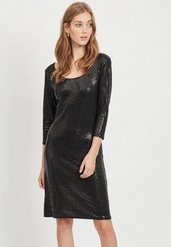 Vila - VIBEYLA - Cocktailkleid/festliches Kleid - black