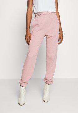 Topshop - BRONTE SLIM JOGGER - Jogginghose - pink