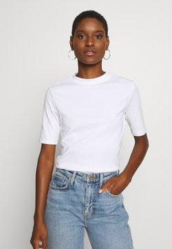 edc by Esprit - CORE HIGH - T-Shirt basic - white